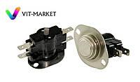 Оригинал. Термостат для бойлера 90°С 250V 16A Gorenje код 482993