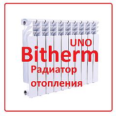 Биметаллический радиатор отопления Bitherm Uno 500 х80