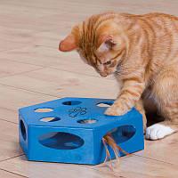 """Trixie TX-46007 іграшка """"Перо"""" для кішок"""