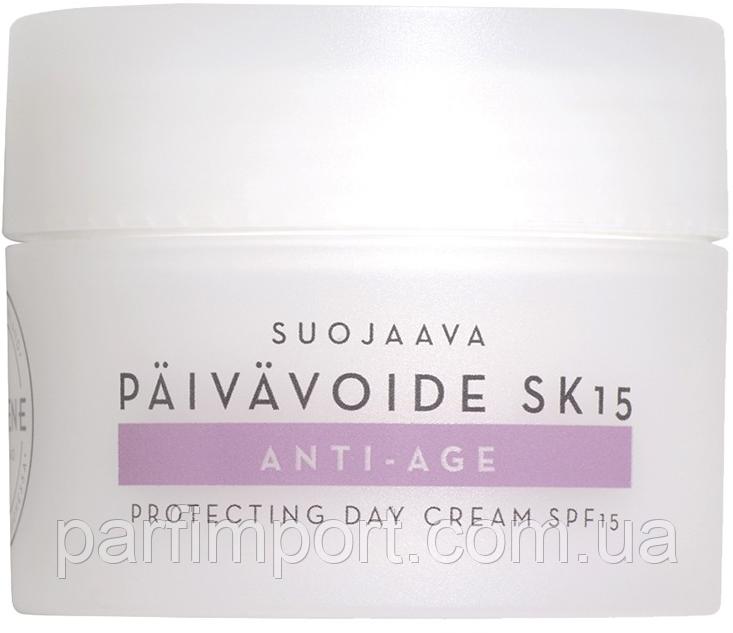 Lumene Klassikko Anti-Age Face Day Cream SPF15 крем (оригинал подлинник  Финляндия)