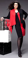 Платье  с жилетом батал Giani Forte, фото 1