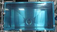 Мойка кухонная из нержавеющей стали AquaSanita Enna 100B