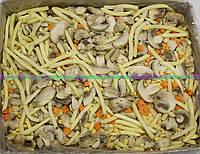 """Смесь """" Картофель фри с грибами"""" (картофель фри, перец, лук, шампиньоны) замороженная"""