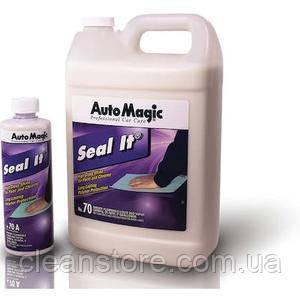 Жидкий полимер с очищающим эффектом Seal-It, 3,785 л.