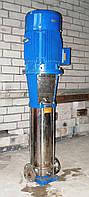 Вертикальный многоступенчатый насос из нержавеющей стали Speroni VS  20-3, фото 1