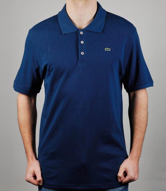 Мужская спортивная тенниска Lacoste батал  продажа 5cf5b6f89975d