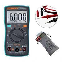 Мультиметр цифровой ZOTEK ZT102 RM102 AN8002, автовыбор, True RMS