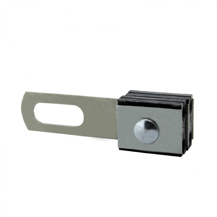 Затиск пластина натяжна анкерний 4х25-70 (посилена пластина) ЕН-3.5