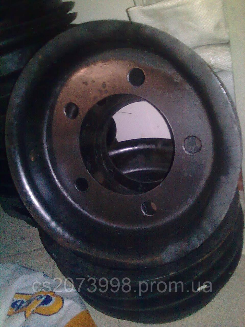 Обод Н 130.02.401, полудиск опорного колеса