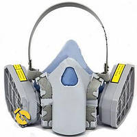 Респиратор Сталкер-2 с двумя фильтрами, Арт.: DR-0021