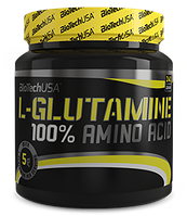 BioTech 100% L-Glutamine, unflavored 1 kg