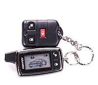 Сигнализація автомобільна CONVOY MP-80 LCD, двостороння