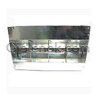 Бункерная кормушка для кроликов 4 отд. метал. (БКК-1)