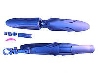 Велосипедные крылья YS-112 F/R 24-26, фото 1