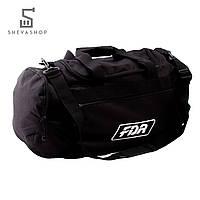 Спортивная сумка FDR, черная