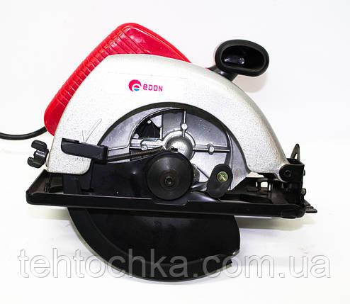 Циркулярка Пила электрическая дисковая EDON P- CS-185-65, фото 2