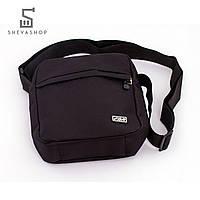 """Мессенджер """" FDR"""" (сумка на плечо), черный"""