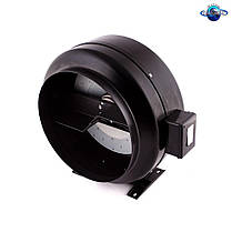 Вентилятор канальный круглый для круглых каналов ВК 125, фото 2