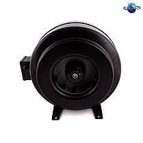 Вентилятор канальный круглый для круглых каналов ВК 125, фото 3