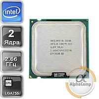 Процесор Intel Core2Duo E8200 (2×2.66 GHz/6Mb/s775) БО