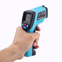 Инфракрасный бесконтактный термометр -50 +550℃