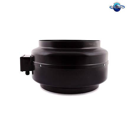Вентилятор канальный круглый для круглых каналов ВК 250, фото 2
