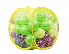 Перламутрові кульки для басейну