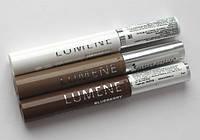 LU Blueberry Eyebrow Wax - Воск для бровей моделирующий (2-темно-коричневый), 5 мл
