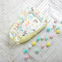 Кокон для новорожденных Baby Design Bambi, фото 1