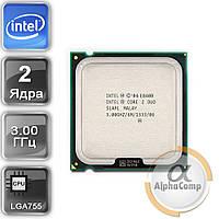 Процессор Intel Core2Duo E8400 (2×3.00GHz/6Mb/s775) БУ