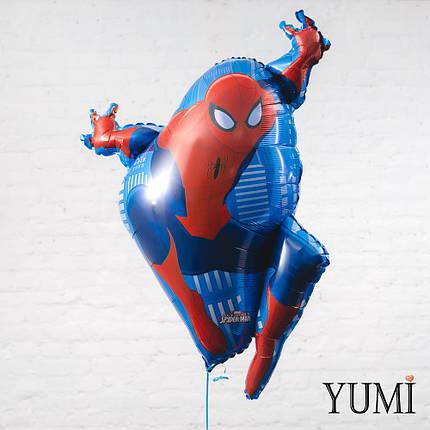 Человек паук в прыжке, фото 2