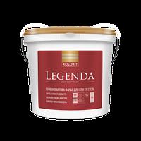 Legenda. Легенда  глубокоматовая латексная краска для внутренних работ 4,5л