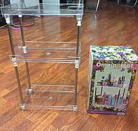 Подставка, стеллаж, органайзер для косметики Omnipotent 7008-2