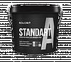Facade Standart А латексная  краска на акрилатной основе для наружных работ 4,5л