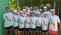 Нанесение логотипа на футболки и бейсболки, фото 1
