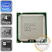 Процессор Intel Core2Quad Q6600 (4×2.40GHz/8Mb/s775) БУ