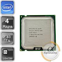 Процессор Intel Core2Quad Q6600 (4×2.40GHz/8Mb/s775) БУ