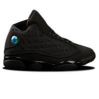 Мужские кроссовки Nike Air Jordan 13 Retro Black Anthracite