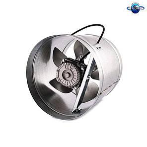 Осевой канальный вентилятор Турбовент WB 200, фото 2