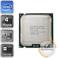 Процессор Intel Core2Quad Q8400 (4×2.66GHz/4Mb/s775) б/у