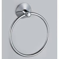 Вешалка - кольцо хромированное