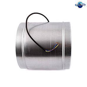 Осевой канальный вентилятор Турбовент WB 315, фото 2