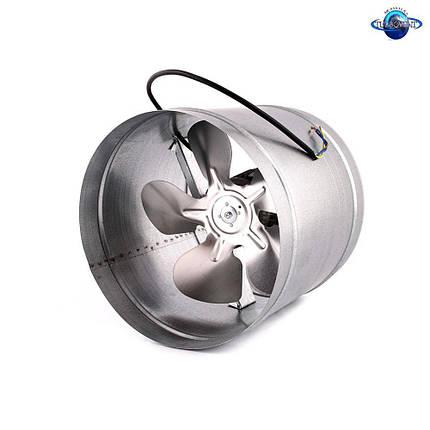 Осевой канальный вентилятор Турбовент ВКО (WB) 300, фото 2