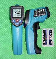 Пирометр ZOTEK GM550 -50 ~ 550°C EMS:0,1-1,00 Инфрокрасный Бесконтактный Термометр