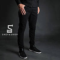 Стрейчевые штаны F&F Stretch, черные, фото 1