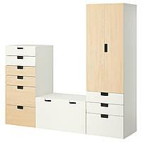 Книжный шкаф IKEA STUVA