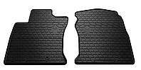 Коврики в салон резиновые передние для Lexus GX 470 2002-2009 Stingray (2шт)