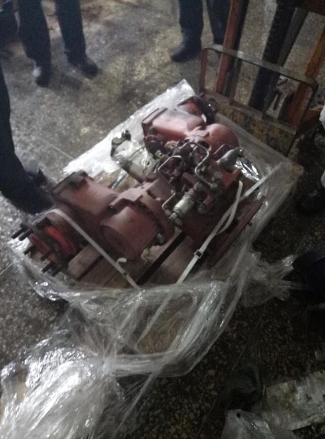 Гидравлический мотор ремонтный участок
