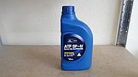 Оригинальное трансмиссионное масло ATF SP-IV Hyundai/Kia 1L (04500-00115)