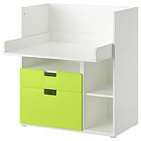 Стол для игр с 2 ящиками IKEA STUVA